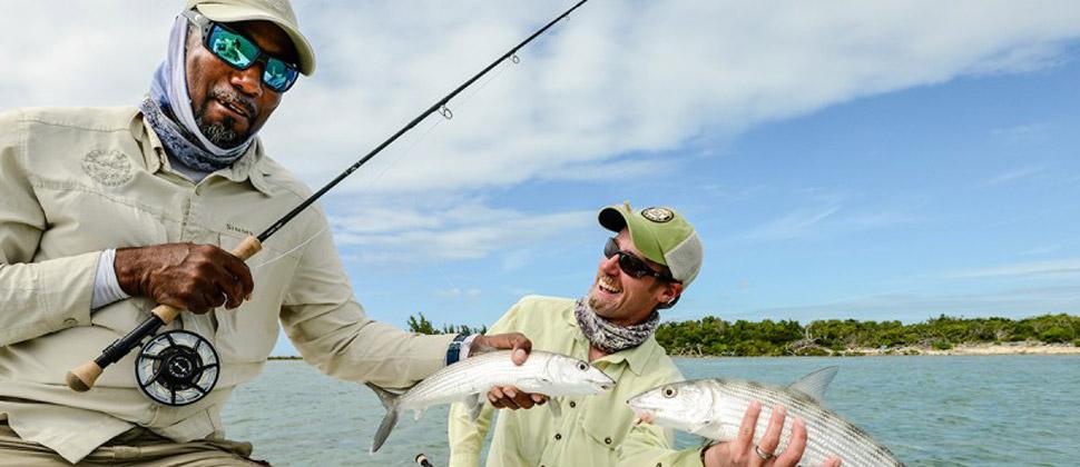 Schooner Bay Profile:  Paul Pinder