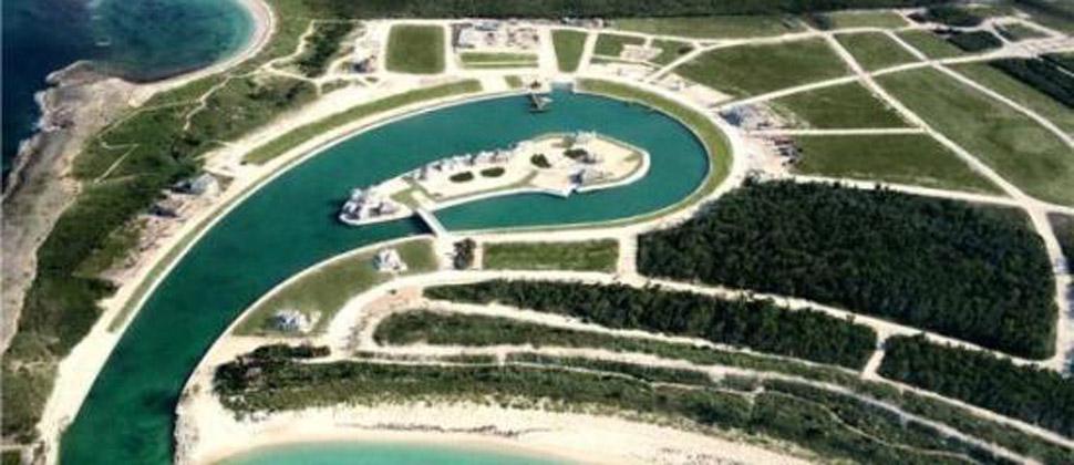 Sustainability Feature: Schooner Bay Cistern
