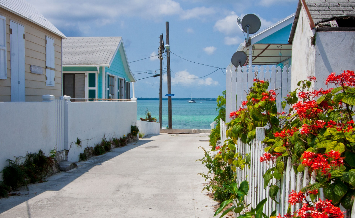 The Abacos in the Northern Bahamas