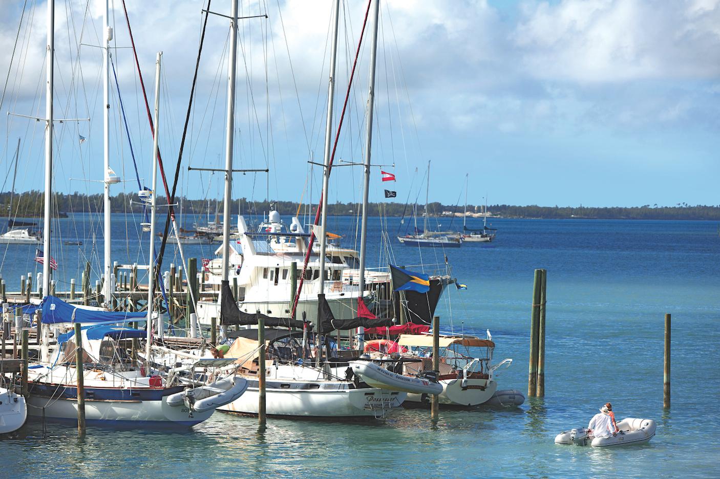 schooner bay abaco march harbour