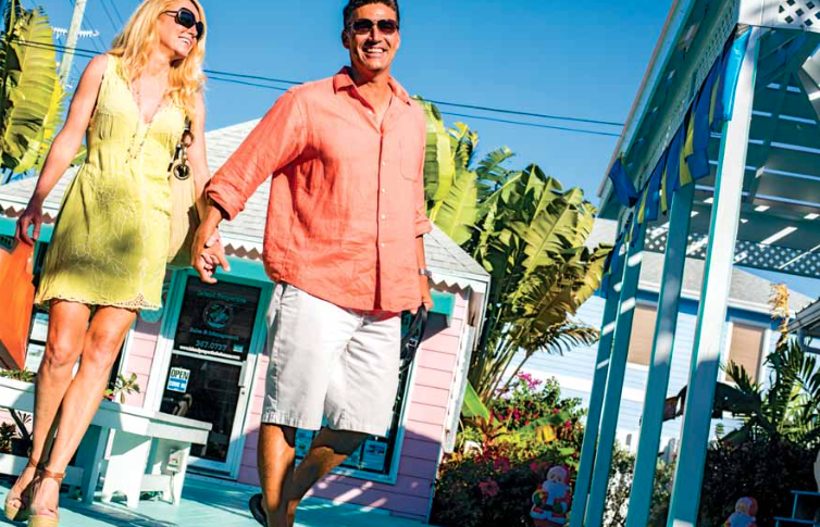Village Life at Schooner Bay: Authentic Out-Island Living